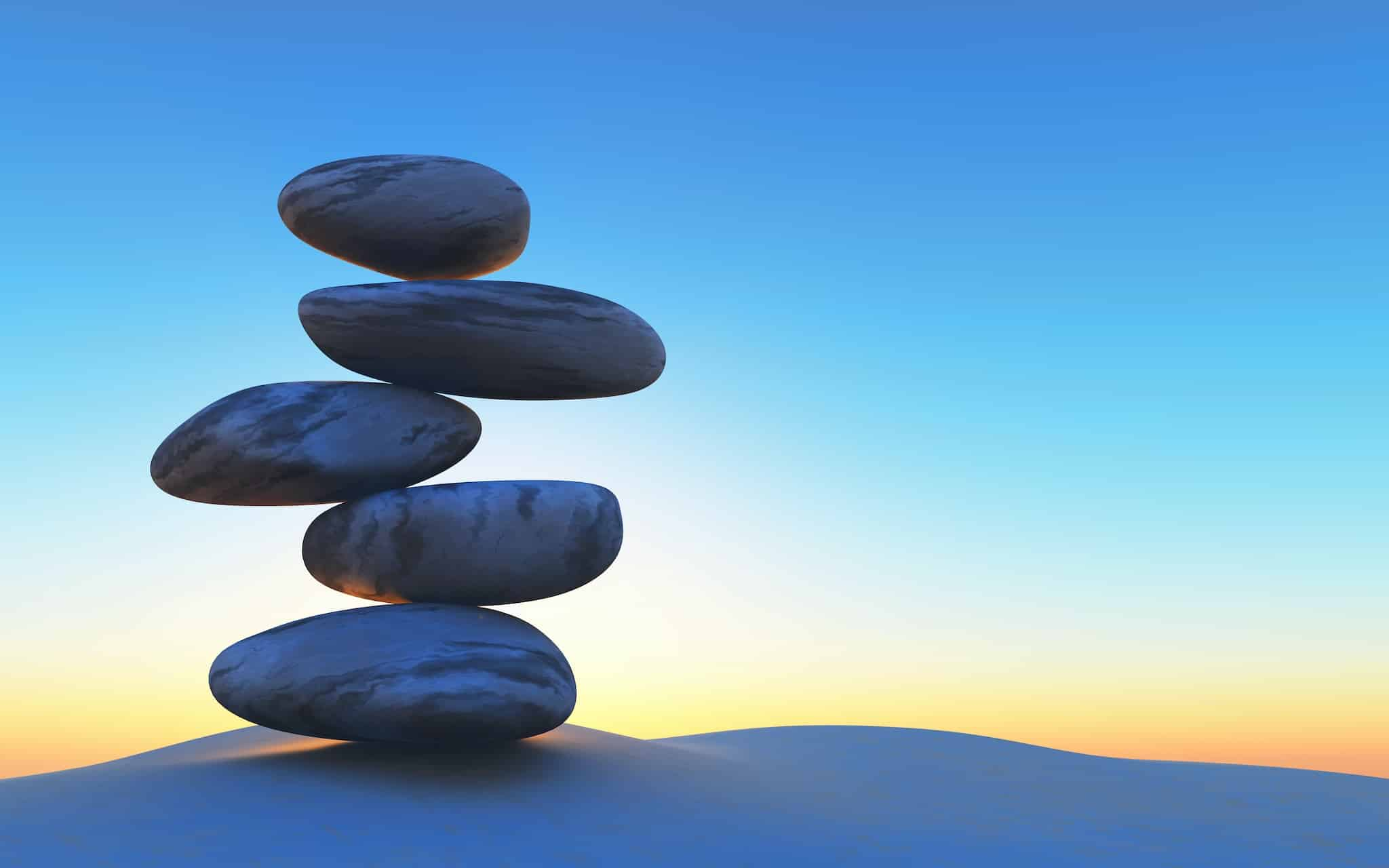 Balance – acceptance of what is with the vision of what could be